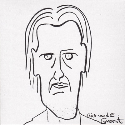 2012 RichardEGrant SelfPortrait 400 Richard E. Grants View On Talent Shows
