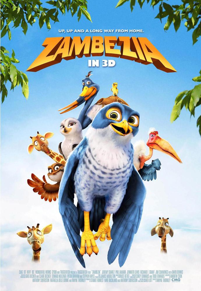 Zambezia [2012] [Dvdrip] [Español Latino] [1 Link]