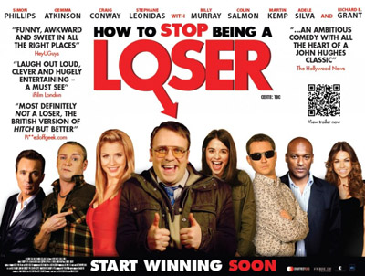 HowToStopBeingALoserPoster 400 Some Pictures Of REG From How To Stop Being A Loser