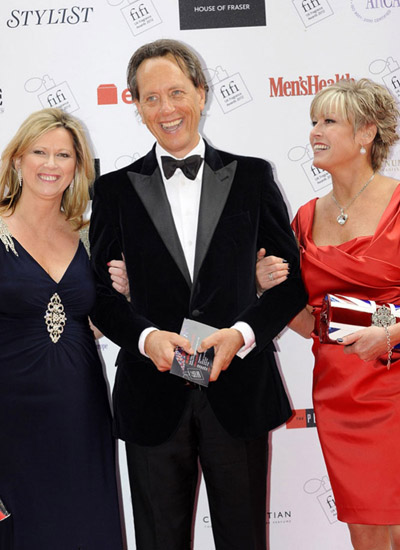 FiFiUKFragranceAwards 17May2012b 400 Richard E. Grant At The FiFi UK Fragrance Awards 2012