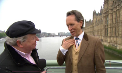 QueensDiamondJubilee1 400 Pictures And Video OF Richard E. Grant From The Diamond Jubilee