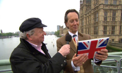 QueensDiamondJubilee6 400 Pictures And Video OF Richard E. Grant From The Diamond Jubilee