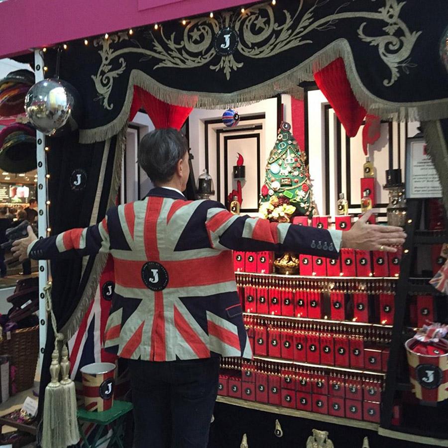 spirit of christmas fair london 2018