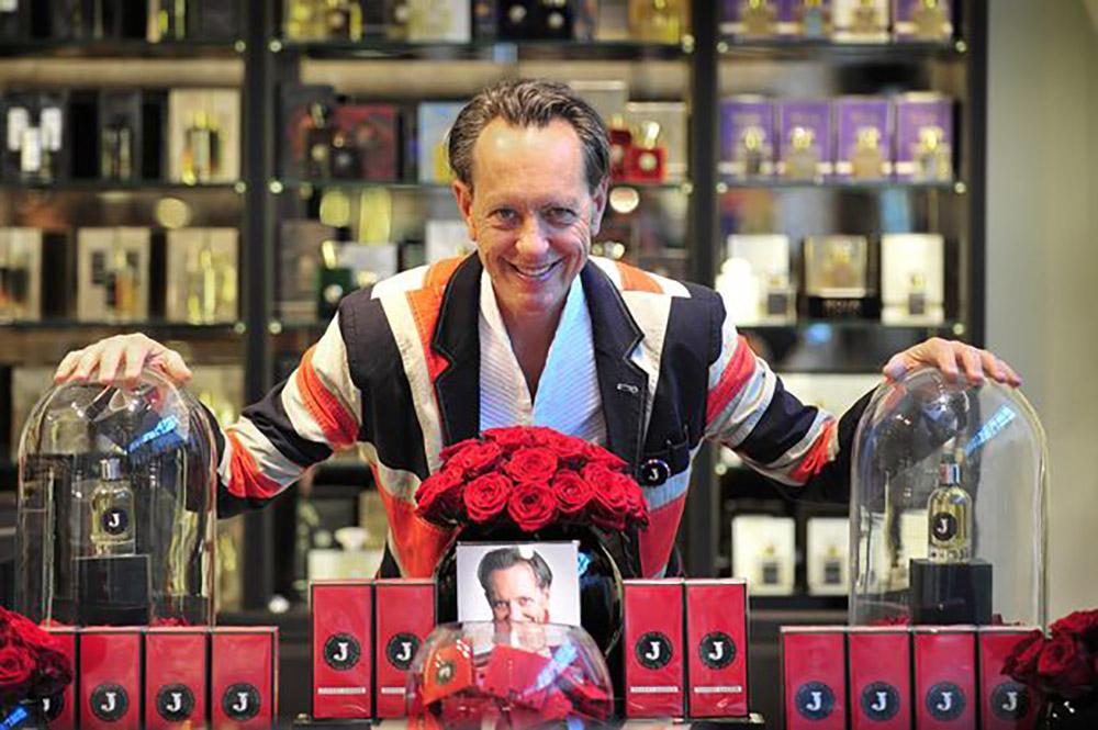 Richard e grant jack perfume