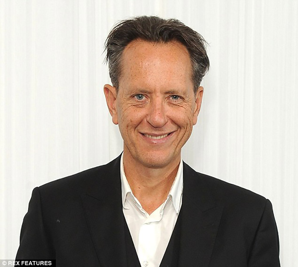Quickfire With Actor Richard E Grant - Richard E. Grant - Official Website