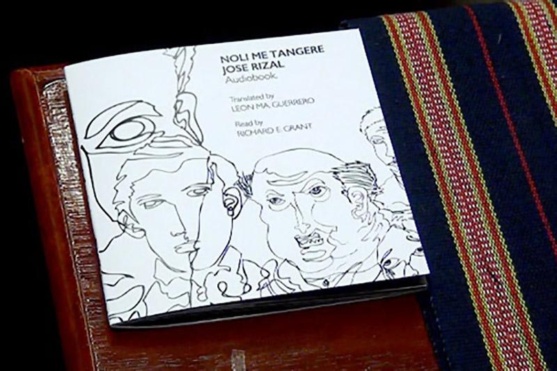noli me tangere book pdf